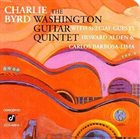 CHARLIE BYRD The Washington Guitar Quintet album cover