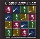 CHARLIE CHRISTIAN Complete Studio Recordings album cover