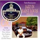 CHARLIE CREATH Jazz In St. Louis album cover