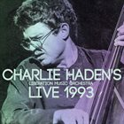 CHARLIE HADEN Charlie Haden's Liberation Music Orchestra Live 1993 album cover