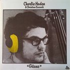 CHARLIE HADEN Gitane (with Christian Escoudé) album cover