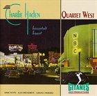 CHARLIE HADEN Quartet West: Haunted Heart album cover