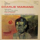 CHARLIE MARIANO A Jazz Portrait Of Charlie Mariano album cover