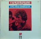 CHARLIE MARIANO Charlie Mariano with the Chris Hinze Combination  (aka Blue Stone) album cover