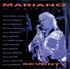 CHARLIE MARIANO Mariano & Friends • Seventy album cover