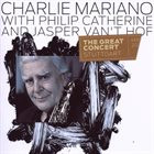 CHARLIE MARIANO The Great Concert album cover