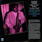 CHARLIE PARKER Bird At The Roost. The Savoy Years. Volume Three album cover