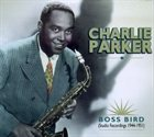 CHARLIE PARKER Boss Bird album cover