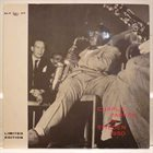 CHARLIE PARKER Charlie Parker In Sweden 1950 (aka Grand Récital) album cover