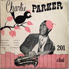CHARLIE PARKER Charlie Parker Volume One album cover