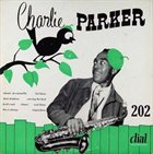 CHARLIE PARKER Charlie Parker Volume Two album cover