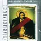CHARLIE PARKER Complete Verve Master Takes album cover