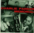 CHARLIE PARKER Memorial (aka The Immortal Charlie Parker aka Memorial Vol. II) album cover