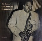 CHARLIE PARKER The Genius Of Charlie Parker (1955) album cover