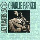 CHARLIE PARKER Verve Jazz Masters 15 album cover