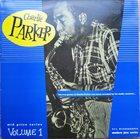 CHARLIE PARKER Vol. 1 - Ballads & Birdland album cover