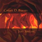 CHERYL BARNES Just Singing album cover