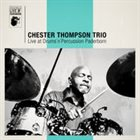 CHESTER THOMPSON (DRUMS) Live At Drums´n´Percussion Paderborn album cover