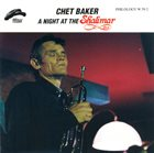 CHET BAKER A Night at the Shalimar album cover