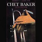 CHET BAKER Chet Baker With Fifty Italian Strings(aka Sings And Plays aka Angel Eyes aka Chet Baker With Len Mercer & His Orchestra) album cover