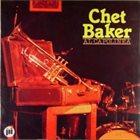 CHET BAKER At Capolinea album cover