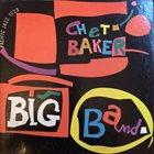 CHET BAKER Big Band album cover