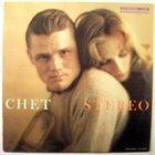 CHET BAKER Chet album cover