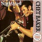 CHET BAKER Chet Baker Featuring Van Morrison : Nightbird album cover