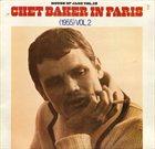 CHET BAKER Chet Baker in Paris, Volume 2 album cover