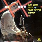 CHET BAKER Chet Baker Meets Novos Tempos Group : Salsamba album cover