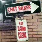 CHET BAKER Chet Baker Plays Vladimir Cosma album cover