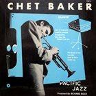 CHET BAKER Chet Baker Quartet album cover