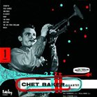 CHET BAKER Chet Baker Quartet (aka In Paris Vol 1 aka Quartet Featuring Dick Twardzik) album cover