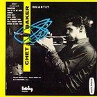 CHET BAKER Chet Baker Quartet (aka Great Jazz  aka Chet Baker in Paris Vol. 3: 1955 aka  Chet Baker Quartet Plays Standards) album cover