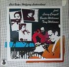 CHET BAKER Chet Baker / Wolfgang Lackerschmid album cover
