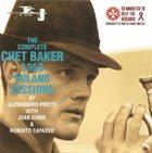 CHET BAKER Complete 1959 Milano Sessions album cover