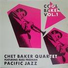 CHET BAKER Cool Baker, Vol.1 album cover