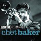 CHET BAKER Essential Standards album cover