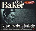 CHET BAKER Le Prince De La Ballade album cover