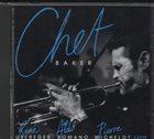 CHET BAKER Live At The Paris Festival (aka  Chet Baker In Paris) album cover