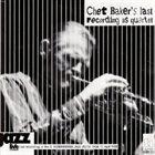 CHET BAKER Live In Rosenheim (Chet Baker's Last Recording As Quartet) album cover