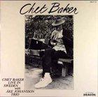 CHET BAKER Live In Sweden With Åke Johanssons Trio album cover
