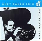 CHET BAKER Mister B album cover