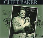 CHET BAKER One Night In Tokyo album cover