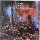 CHET BAKER Peace album cover