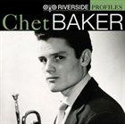 CHET BAKER Riverside Profiles album cover