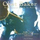 CHET BAKER Sentimental Walk in Paris album cover