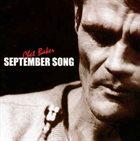 CHET BAKER September Song album cover