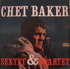CHET BAKER Sextet & Quartet (aka In Milan) album cover