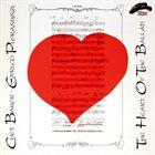 CHET BAKER The Heart Of The Ballad album cover
